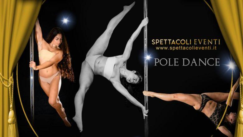 Spettacolo Pole Dance Acrobatica