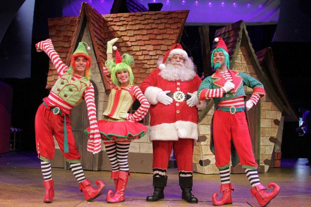 Spettacoli animazione per feste di Natale