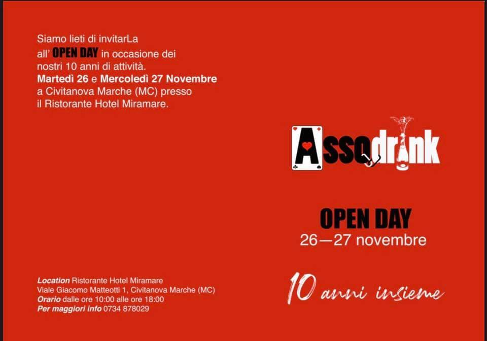 Evento Aziendale: Assodrink compie 10 anni!
