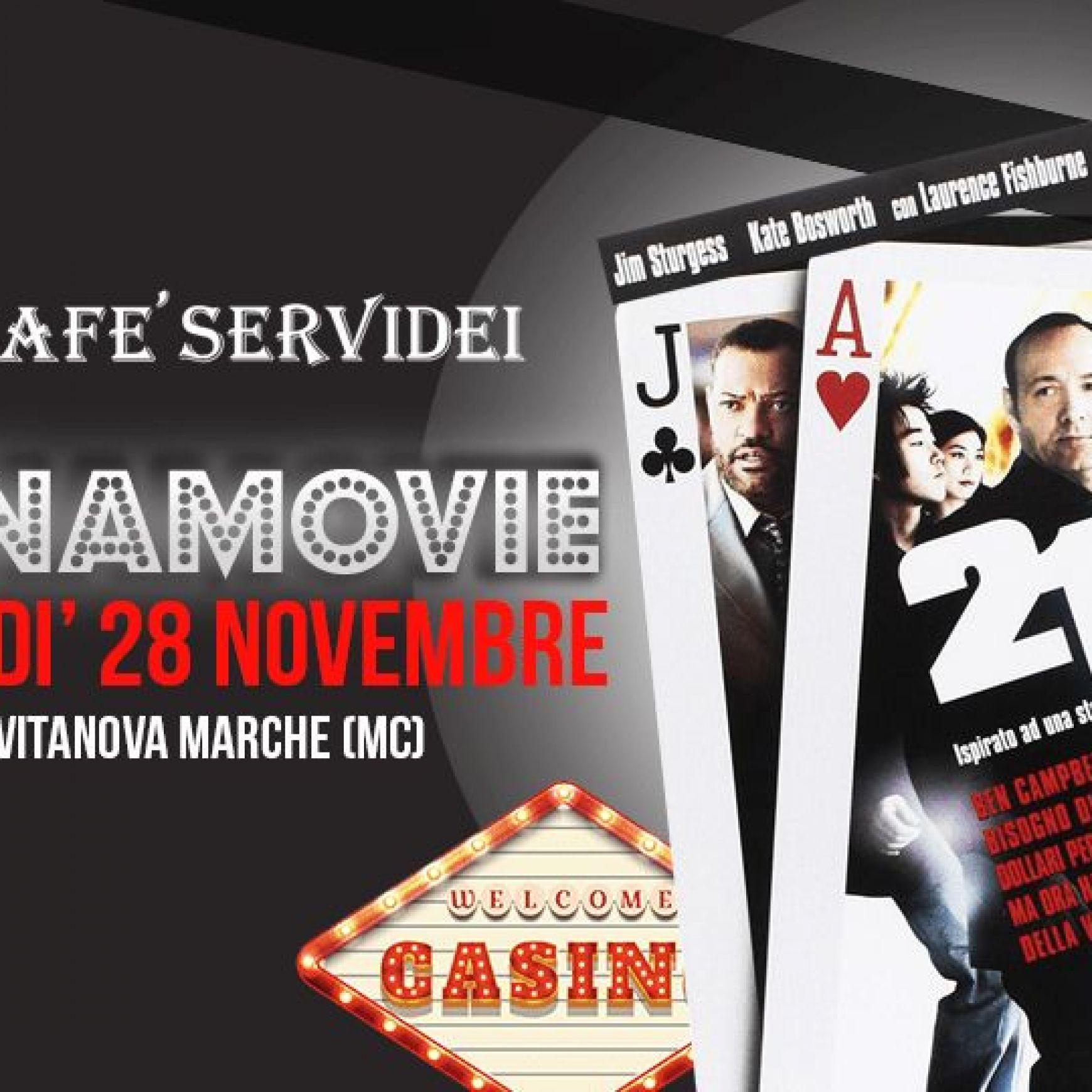 """Cena a tema cinema / Evento Bar: """"CenaMovie!"""""""