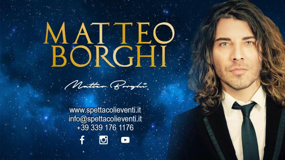 Spettacoli eventi – Matteo Borghi cena spettacolo